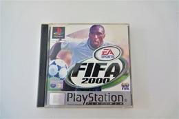 SONY PLAYSTATION ONE PS1 : EA FIFA 2000 PLATINUM - Consoles De Jeux