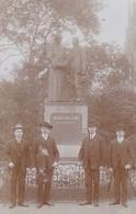 AK Foto Köln - Kolping-Denkmal - Herren Mit Hüten Und Spazierstöcken - Ca. 1910 (42297) - Koeln