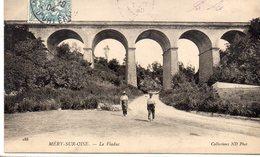 MERY SUR OISE Le Viaduc N°188 - Mery Sur Oise