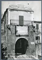 °°° Cartolina N. 49 Fiorenzuola Di Focara Lapide A Dante Alighieri Nuova °°° - Pesaro