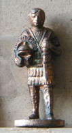 MONDOSORPRESA, (SLDN°28) KINDER FERRERO, SOLDATINI IN METALLO  ROMANI 1978/86, 35 MM - B10 - Figurines En Métal