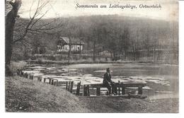3096n: AK Sommerein Am Leithagebirge, Gelaufen 12.5.1937 - Bruck An Der Leitha