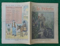 Revue Illustrée Le Pèlerin - N° 2780 - Juillet 1930 - Inauguration De La Statue Du Maréchal Joffre à Chantilly - Other
