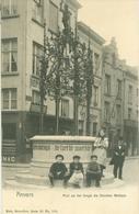 Anvers; Puit En Fer Forgé De Quinten Matsys - Non Voyagé. (Nels - Bruxelles) - Antwerpen