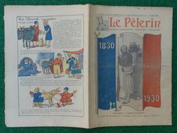 Revue Illustrée Le Pèlerin - N° 2781 - Juillet 1930 - Honneur à L'Armée D'Afrique - Combat Avec Un Requin - Other