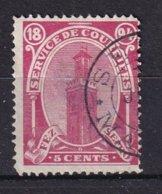 MAROC - Fez à Sefrou - 5 C. Oblitéré TTB - Maroc (1891-1956)