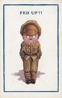 """Soldier Boy """"FED UP!!"""" , 00-10s - Umoristiche"""