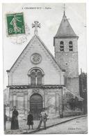 CHAMBOURCY - Eglise - Chambourcy