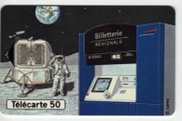 Télécarte  Neuve  SCHLUMBERGER  Billeterie, En 1275, 09 / 95, 2500 Ex - 50 Unidades
