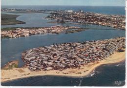 °°° 13360 - LIBERIA - MONROVIA - FANTI VILLAGE - 1966 °°° - Liberia