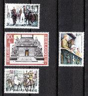 Belgio   -  1968. Armistizio Della Grande Guerra 1915-18.Armistice Of The Great War 1915-18. Complete MNH Series - Prima Guerra Mondiale