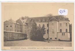 CPA-37316- 57 -Burthecourt -Scolasticat Des OMI-Vente Sans Frais Et Livraison Gratuite - Autres Communes