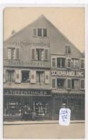 Carte De Viste Format CPA-37320-67-Haguenau - Tiefenthaler  (2 Scans)  -Vente Sans Frais Et Livraison Gratuite - Haguenau