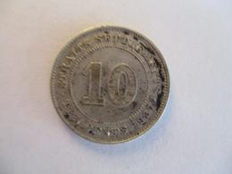 Straits Settlements: 10 Cents 1927 - Malasia