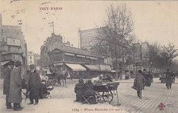 Paris - Place Blanche - 1908        (190702) - Distrito: 09