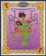 2498  Walt Disney  Grenada  Hercules - Grenade (1974-...)