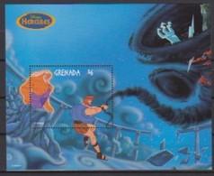 2500  Walt Disney  Grenada  Hercules - Grenade (1974-...)
