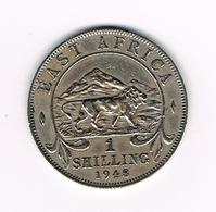 //  EAST  AFRICA  1 SHILLING  1948 - Colonies