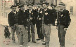 Luchon. - Groupe De Guides Luchonais à Pied ( Et Le Chien ) - Profesiones