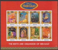 2503c  Walt Disney  Grenada  Hercules - Grenade (1974-...)