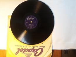 Capitol   -   1953.  Nr. Cap.404. - The Four Freshmen - 78 G - Dischi Per Fonografi