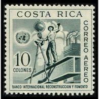 """1961 Costa Rica """"Air Post"""" - Costa Rica"""