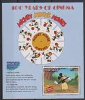 2505  Walt Disney  Grenada  Minnie Mouse Hawaiian Holiday - 100 Years Of Cinema  Pacific1997. - Grenade (1974-...)