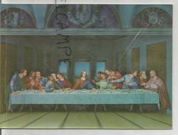 La Dernière Cène. The Last Supper. - Cartes Stéréoscopiques