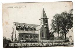 Lubbeek - Eglise St-Bernard - 2 Scans - Lubbeek