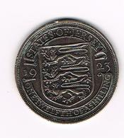 //  JERSEY  1/12  SHILLING  1923 - Jersey