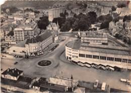 CHAUMONT Vue Aerienne La Place De La Gare 20(scan Recto-verso) MA523 - Chaumont