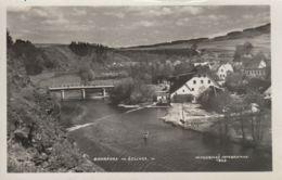 AK -  ZAHRADKA (Sachradka) - Das Zerstörte (geflutete) Dorf 1928 - Tschechische Republik