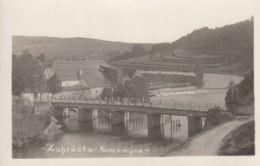 AK -  ZAHRADKA (Sachradka) - Das Zerstörte (geflutete) Dorf - Partie Bei Der Mühle 1928 - Tschechische Republik