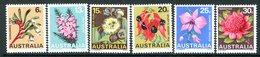 Australia 1968 State Floral Emblems Set MNH (SG 420-425) - Mint Stamps
