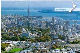 Postcard Stadium Auckland New Zealand Stadion Stadio Estadio Stade Sports Football Soccer - Football