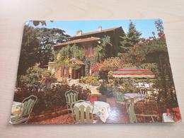 Carte RESTAURANT ERMITAGE DE VILLEBON EN FORET-DE-MEUDON - Hotels & Restaurants