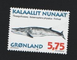 Groenland °° 1997 N* 286 Baleine - Groenland