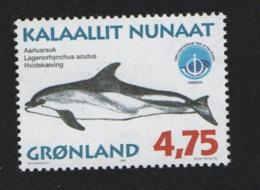 Groenland °° 1998 N* 299 Baleine - Groenland