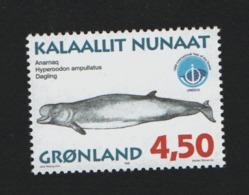 Groenland °° 1998 N* 298 Baleine - Groenland