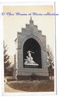 STANS SUISSE - MONUMENT DE WINKELRIED - PHOTO CDV CHARNAUX GENEVE N° 283 - Oud (voor 1900)