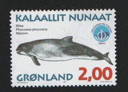Groenland °° 1998 N* 295 Baleine - Groenland