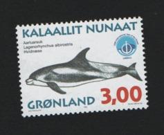 Groenland °° 1998 N* 296 Baleine - Groenland