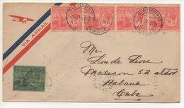 AIR MAIL LETTER 25 09 1929 #93 - Trinidad & Tobago (1962-...)