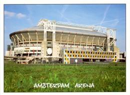 Postcard Stadium Amsterdam Arena - Ajax - Holland Stadio Estadio Stade Sports Football Soccer - Football