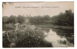 Genk / Genck - Een Beek Te Hostaard / Un Ruisseau à Hostaard - Uitg. Lowis - 2 Scans - Genk