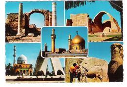 Irak - Iraq - Views - Mosque - Mosquee - Moschee - Minarett - Irak