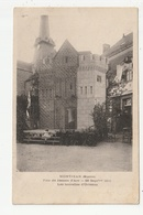 MONTJEAN- FETE DE JEANNE D'ARC - 25 SEPTEMBRE 1910 - LES TOURELLES D'ORLEANS - 53 - Altri Comuni