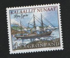 Groenland °° 1998 N* 307 Navire Voilier - Groenland