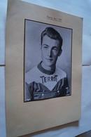 Coureurs Cyclistes, Tour De France , Charly Gaul 1954,17 Cm. Sur 12 Cm. - Cycling