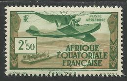 AFRIQUE EQUATORIALE FRANCAISE - AEF - A.E.F. - 1937 - YT PA 3** - A.E.F. (1936-1958)